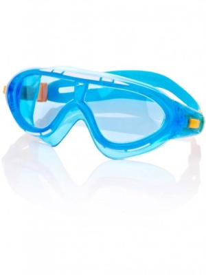 SPEEDO ACCESSORIES KIDS SWIMMING BIOFUSE RIFT GOGGLES BLUE 01213-C102