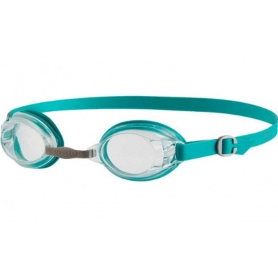SPEEDO ACCESSORIES SWIMMING JET V2 GOGGLES GREEN/CLEAR  09297-C101