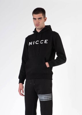 NICCE MEN CLOTHING ORIGINAL LOGO HOOD 001-3-02-01-0001