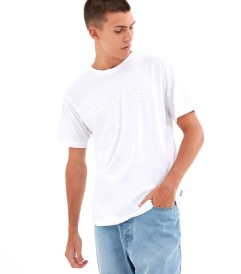 NICCE MEN CLOTHING MERCURY T-SHIRT 001-3-09-03-0002