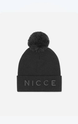 NICCE WOMEN ACCESSORIES ATTO BEANIE WITH POM N203BOB2001