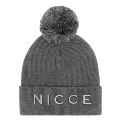 NICCE WOMEN ACCESSORIES ATTO BEANIE WITH POM N203BOB3026
