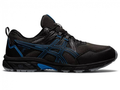 ASICS MEN TRAIL RUNNING GEL-VENTURE 8 WATERPROOF SHOES 1011A825-003