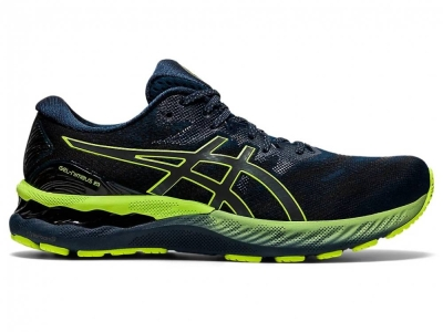 ASICS MEN RUNNING GEL-NIMBUS 23 LITE-SHOW SHOES 1011B007-400