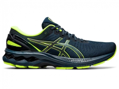ASICS MEN RUNNING GEL-KAYANO 27 LITE-SHOW SHOES 1011B146-400