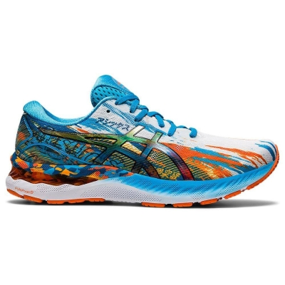 ASICS MEN RUNNING GEL-NIMBUS 23 NP SHOES 1011B153-400