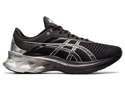 ASICS MEN RUNNING NOVABLAST PLATINUM SHOES 1011B157-001