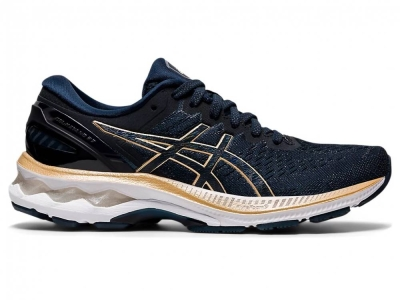ASICS WOMEN RUNNING GEL-KAYANO 27 SHOES 1012A649-402