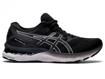 ASICS WOMEN RUNNING GEL-NIMBUS 23 SHOES 1012A885-001