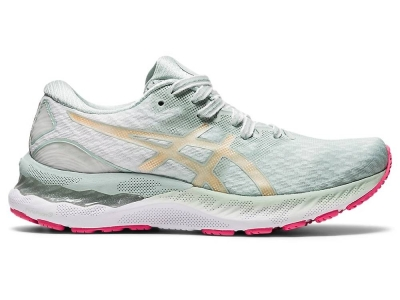 ASICS WOMEN RUNNING GEL-NIMBUS 23 SHOES 1012A999-300