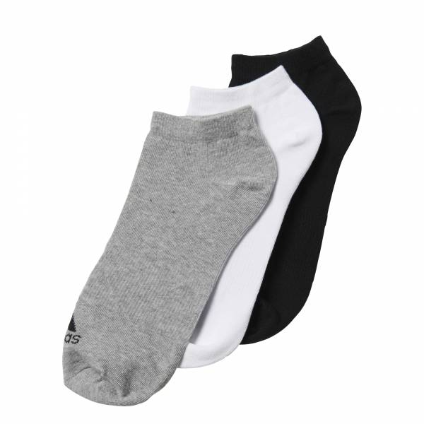 ADIDAS PERFORMANCE NO-SHOW THIN SOCKS 3PAIR AA2313