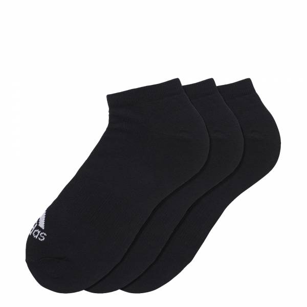 ADIDAS PERFORMANCE NO-SHOW THIN SOCKS 3PAIR AA2312