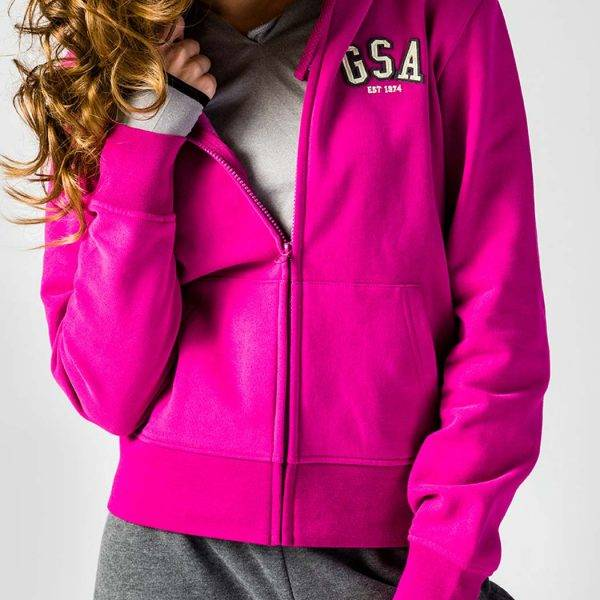 GSA GEAR WOMEN GLORY ZIPPER JACKET 372700229