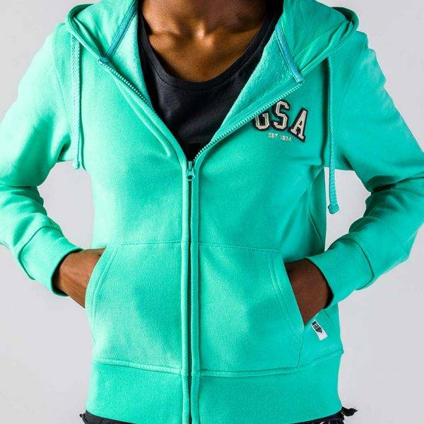 GSA GEAR WOMEN GLORY ZIPPER JACKET 372700239