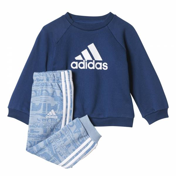 ADIDAS INFANT JOGGER TRACKSUIT CE9625