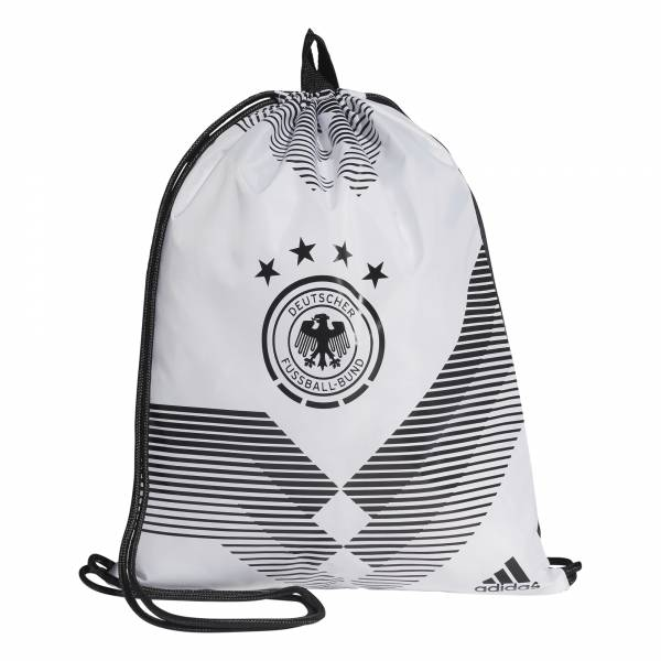 ADIDAS FOOTBALL ACCESSORIES GERMANY GYM BAG CF4939