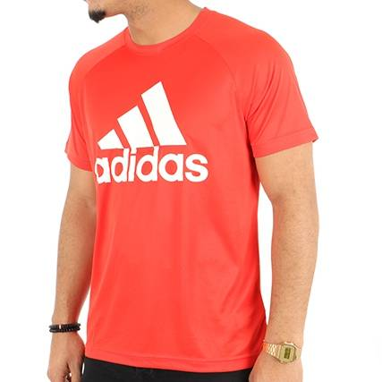ADIDAS MEN DESING 2 MOVE TEE LOGO CE0313