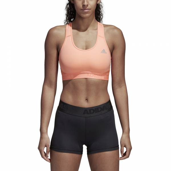 ADIDAS WOMEN TRAINING ALPHASKIN SPORT BRA CE0782