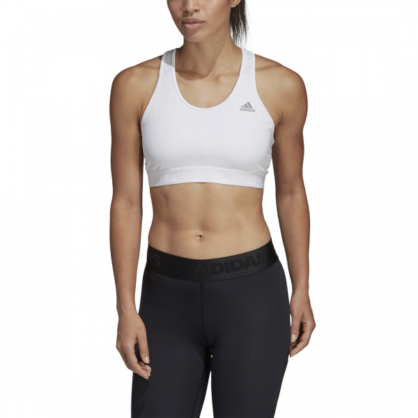 ADIDAS WOMEN TRAINING ALPHASKIN SPORT BRA CE0786