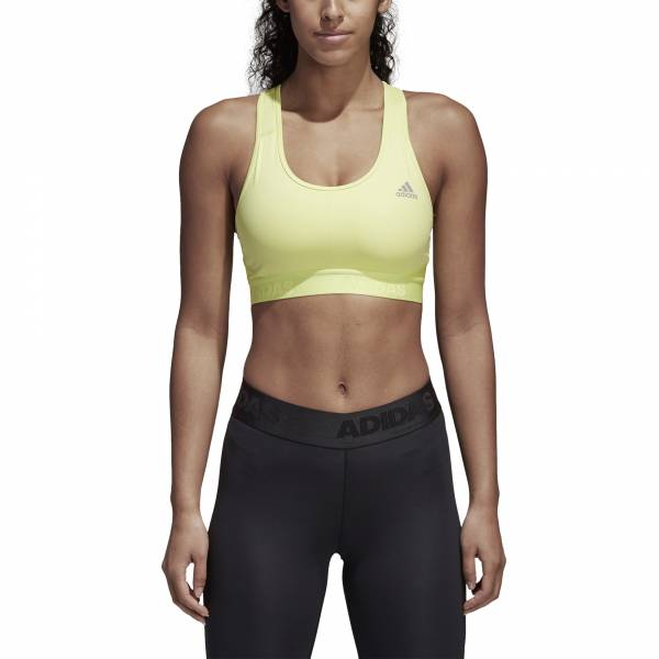 ADIDAS WOMEN TRAINING ALPHASKIN SPORT BRA CE0787