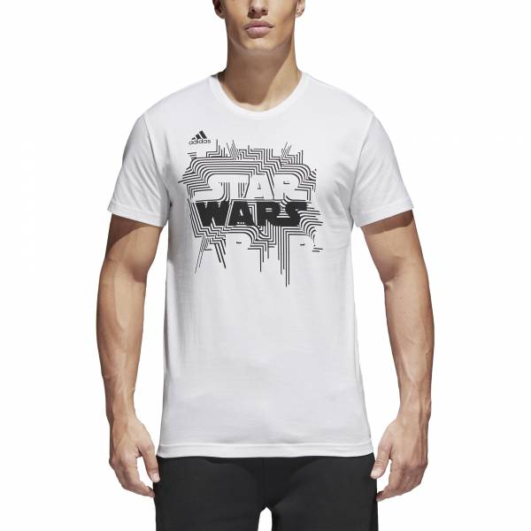 ADIDAS MEN ATHLETICS STAR WARS TEE CE2204