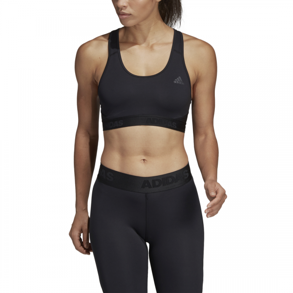 ADIDAS WOMEN TRAINING ALPHASKIN SPORT BRA CF6599