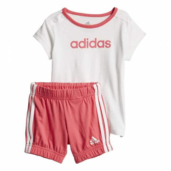 ADIDAS GIRLS TRAINING SUMMER EASY SET CF7413