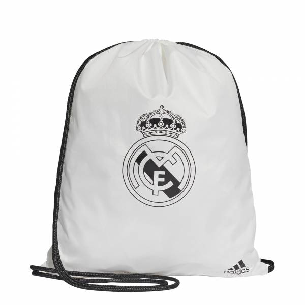ADIDAS ACCESSORIES REAL MADRID GYM BAG CY5608
