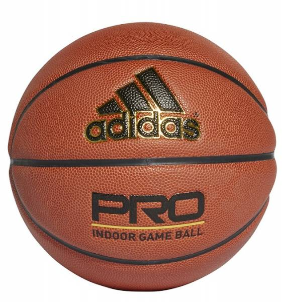 ADIDAS ACCESSORIES BASKETBALL NEW PRO BALL S08432