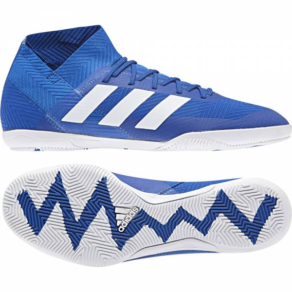 ADIDAS MEN FOOTBALL NEMEZIZ TANGO 18.3 INDOOR SHOES DB2196