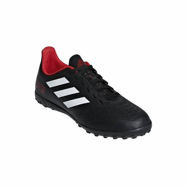 ADIDAS KIDS FOOTBALL PREDATOR TANGO 18.4 TURF SHOES DB2338