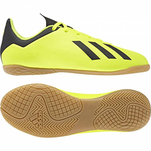 ADIDAS KIDS FOOTBALL X TANGO 18.4 INDOOR SHOES DB2433