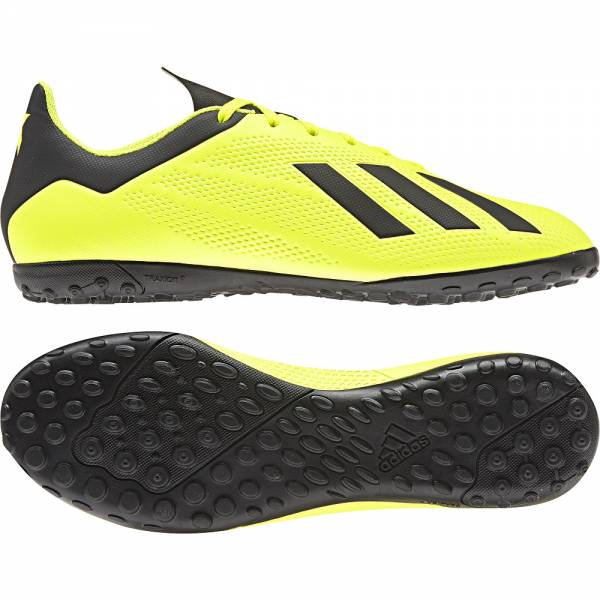 ADIDAS MEN FOOTBALL X TANGO 18.4 TURF SHOES DB2479