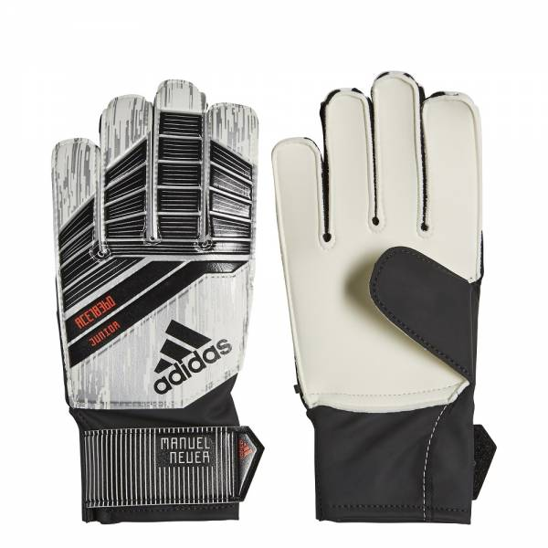 ADIDAS FOOTBALL ACCESSORIES PREDATOR JUNIOR MANUEL NUER GOALKEEPER GLOVES CW5624