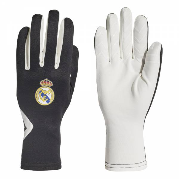 ADIDAS ACCESSORIES REAL MADRID FIELD PLAYER GLOVES CY5620