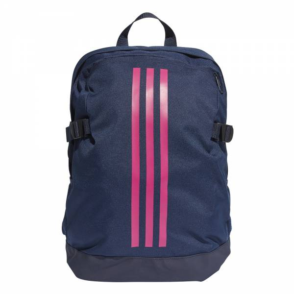 ADIDAS WOMEN ACCESSORIES 3-STRIPES POWER MEDIUM BACKPACK DM7682