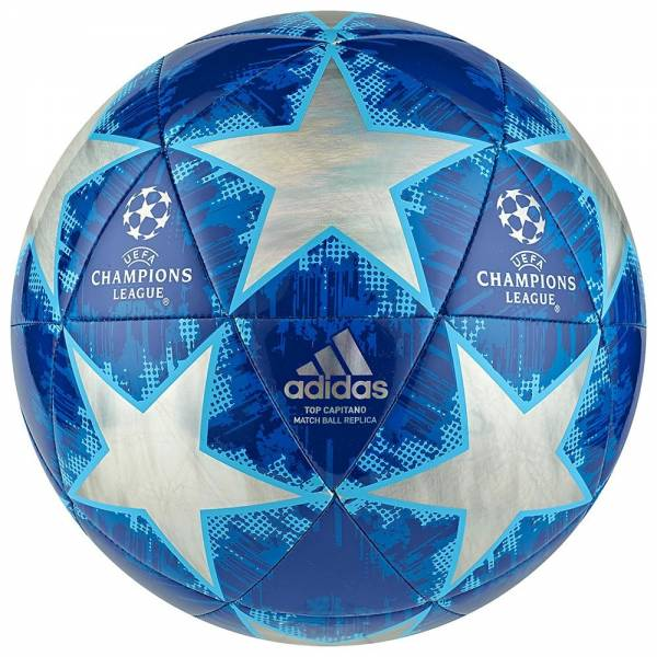 ADIDAS FOOTBALL FINALE 18 TOP CAPITANO CHAMPIONS LEAGUE BALL DN6918