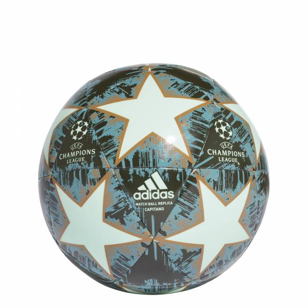 ADIDAS FOOTBALL FINALE 18 CAP CHAMPIONS LEAGUE BALL CW4129