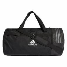 ADIDAS ACCESSORIES CONVERTIBLE 3-STRIPES DUFFEL BAG CG1532