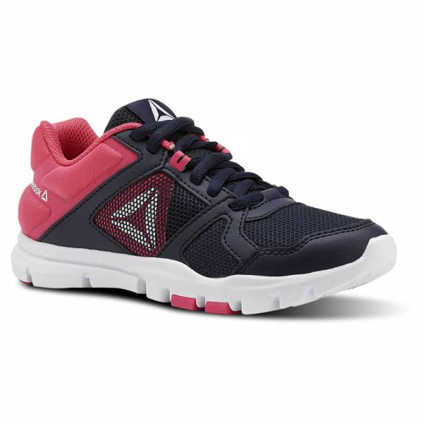 REEBOK GIRLS YOURFLEX TRAIN 10 SHOES CN4239
