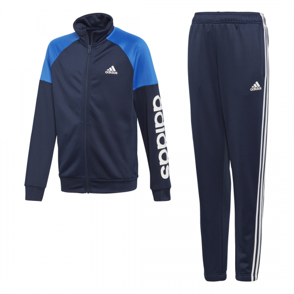 ADIDAS KIDS BOYS LINEAR TRACK SUIT DI0180