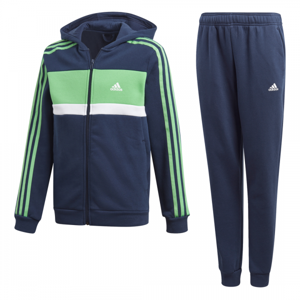 ADIDAS KIDS BOYS COTTON CH TRACK SUIT DN8422