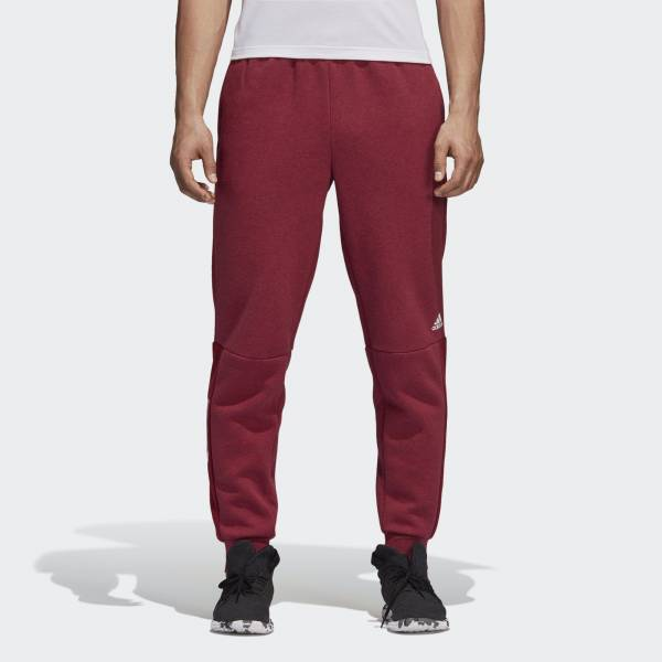 ADIDAS MEN CLOTHING SPORT ID LOGO FLEECE PANT DM2802