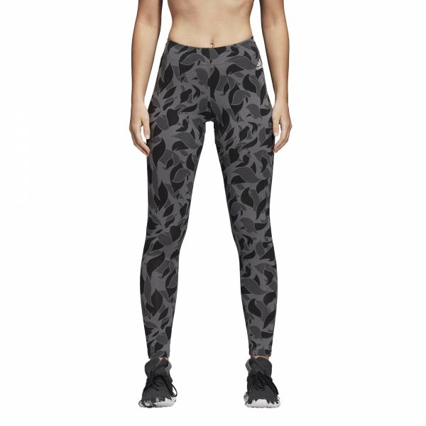 ADIDAS WOMEN CLOTHING ESSENTIALS AOP TIGHT CW9134