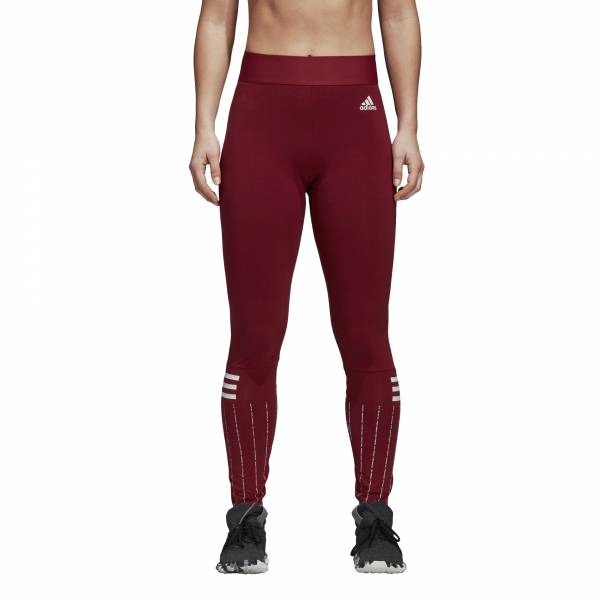 ADIDAS WOMEN CLOTHING SPORT ID PRINT TIGHT CZ5664