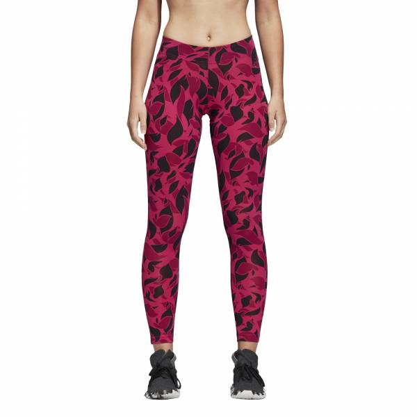ADIDAS WOMEN CLOTHING ESSENTIALS AOP TIGHT CZ5683