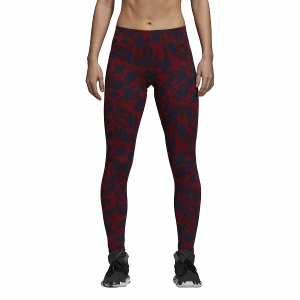 ADIDAS WOMEN CLOTHING ESSENTIALS AOP TIGHT CZ5684