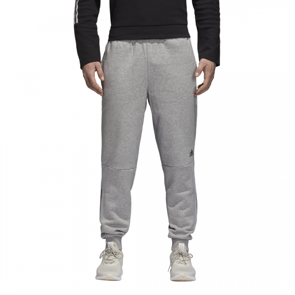 ADIDAS MEN CLOTHING SPORT ID LOGO FLEECE PANT DM7275