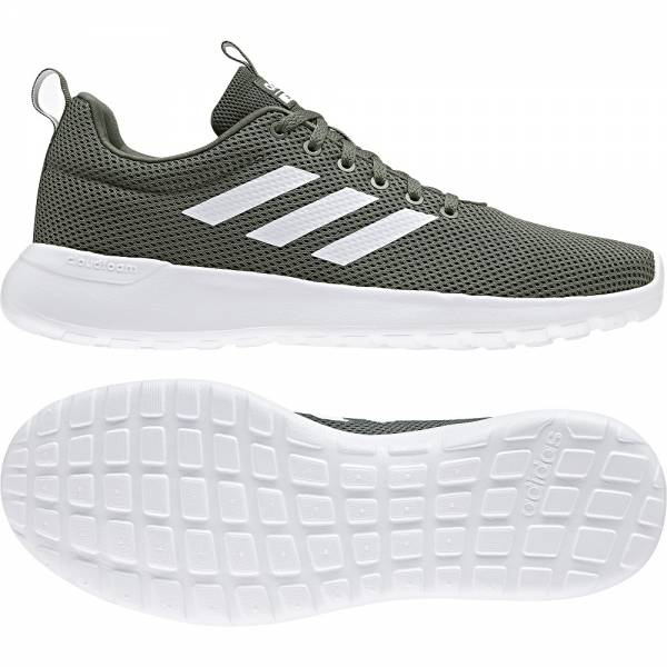 ADIDAS MEN ESSENTIALS LITE RACER CLN SHOES B96565