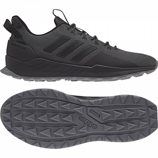 ADIDAS MEN RUNNING QUESTAR TRAIL SHOES BB7436